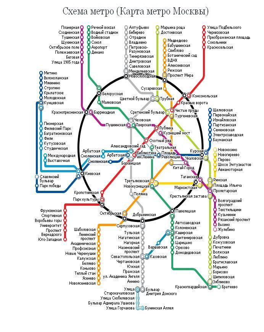 катру метро москвы катру метро